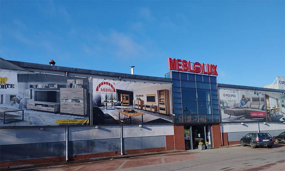 salon meblowy w Olsztynie